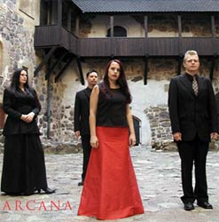 "Arcana - ""Le Serpent Rouge"""