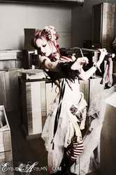 "Emilie Autumn - ""Liar / Dead is the new alive"""