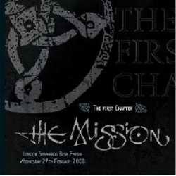 "The Mission - ""London Shepherd's Bush Empire 2008"""
