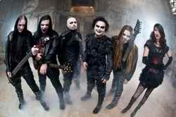 "Cradle of Filth - ""Evermore Darkly"""