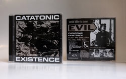 "Catatonic Existence - ""Elect Me God, And I`ll Kill You All!"""